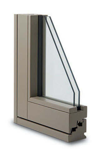 finestra legno 80x75 slux ambientata